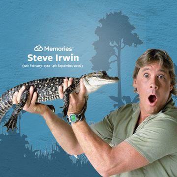 Steve Irwin Online Obituary
