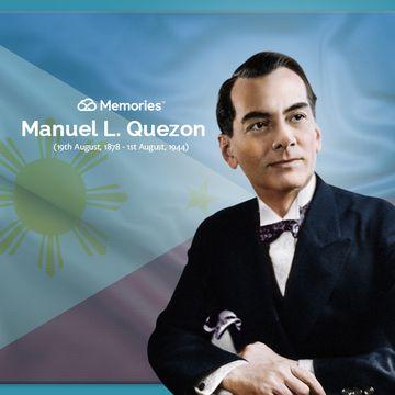 Manuel L Quezon Online Obituary