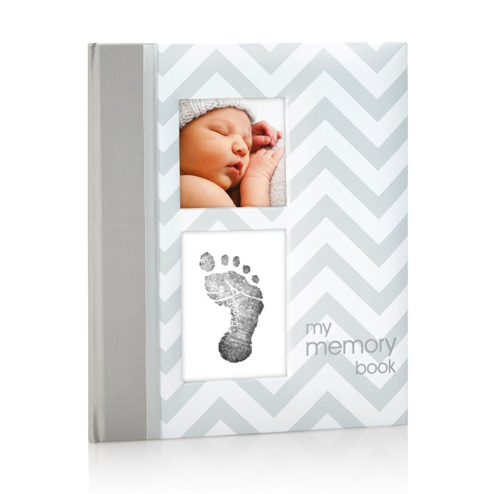 Baby memory book for boys