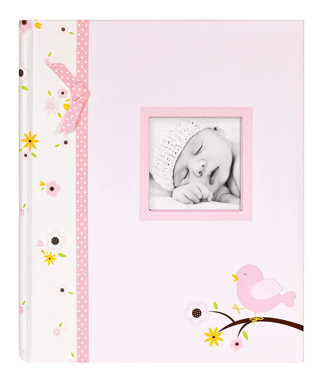 Baby girl memory book