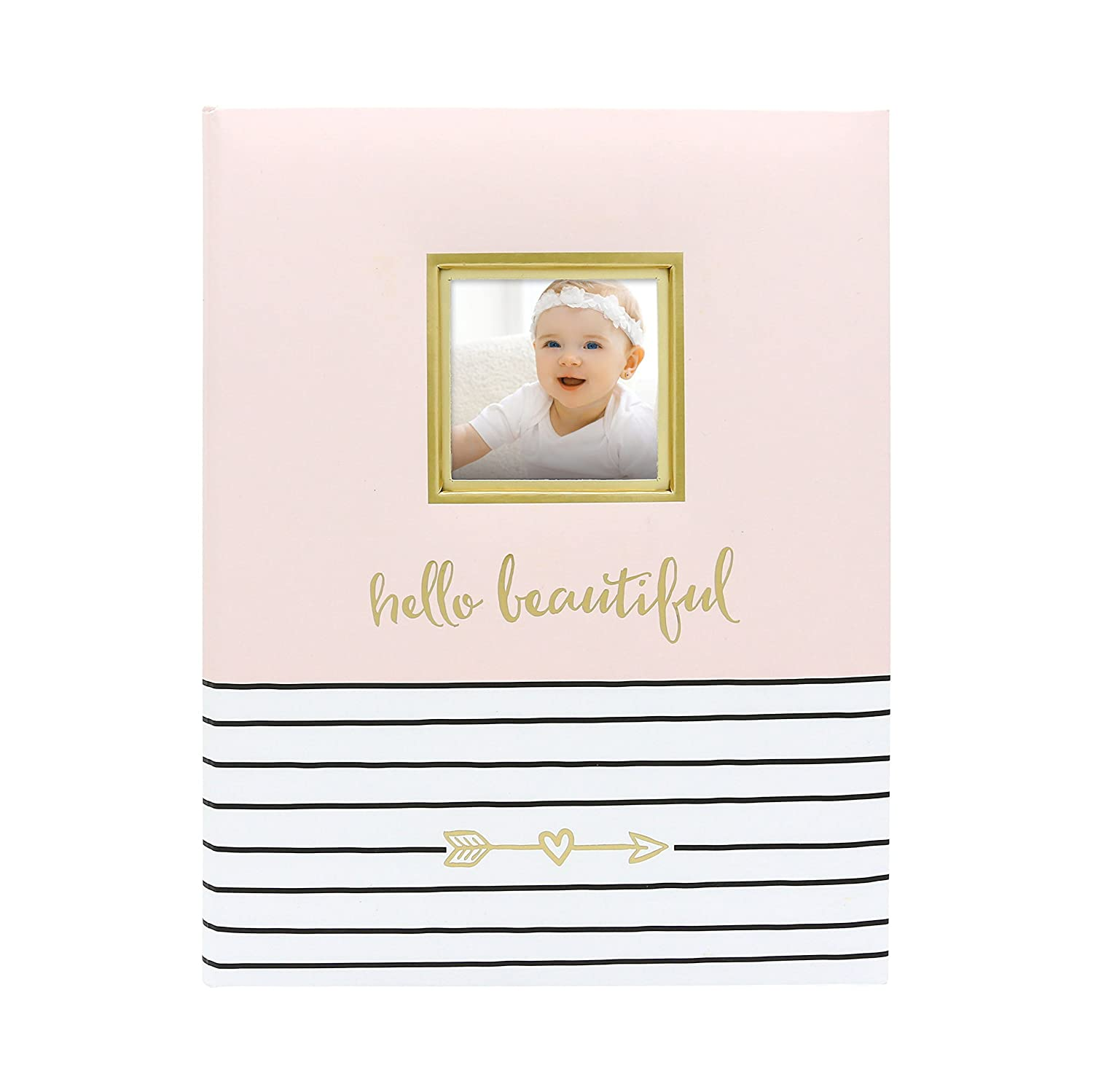 Memory book for baby girl