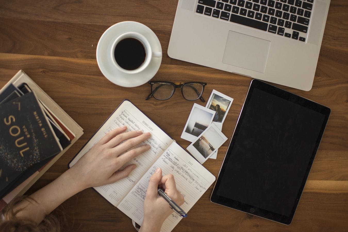 Benefits of Journaling, Memories
